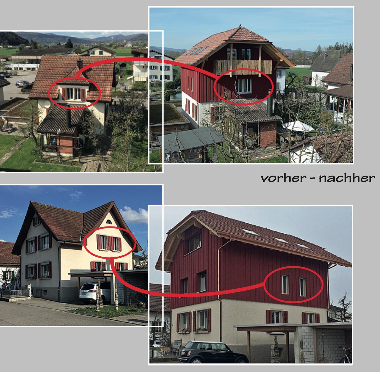 Haus Aufstocken: Planung, Entwicklung, Einfamilienhäuser, Gewerbebauten